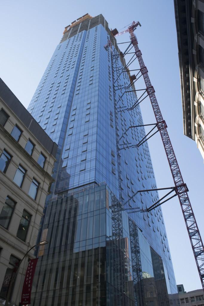 Millenium Building Tall