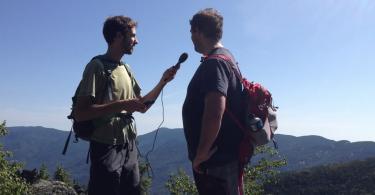 Hiking Mt. Washington