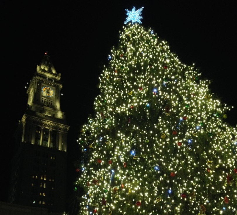 faneuil hall christmas tree lighting. contemporary lighting christmas tree lighting faneuil hall part  17 live blog throughout o