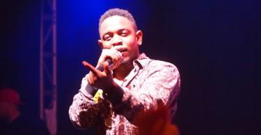 Kendrick Lamar at Bonaroo 2012. Photo By Jon Elbaz [CC BY 2.0 (http://creativecommons.org/licenses/by/2.0)], via Wikimedia Commons