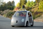 Google Self-Driving Car. Photo by Flickr user smoothgroover22 and used with CreativeCommons permissions.