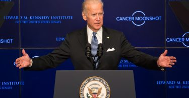 Vice President Joe Biden on the Cancer Moonshot Initiative at Edward M. Kennedy Institute