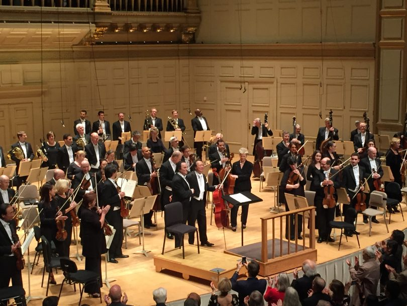 boston symphony orchestra: