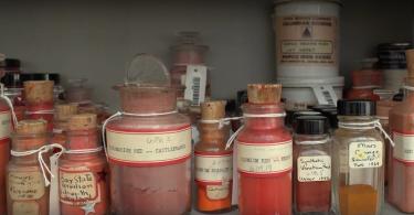 Harvard Art Museums conservation science