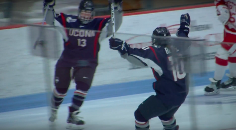 BU Women's Hockey