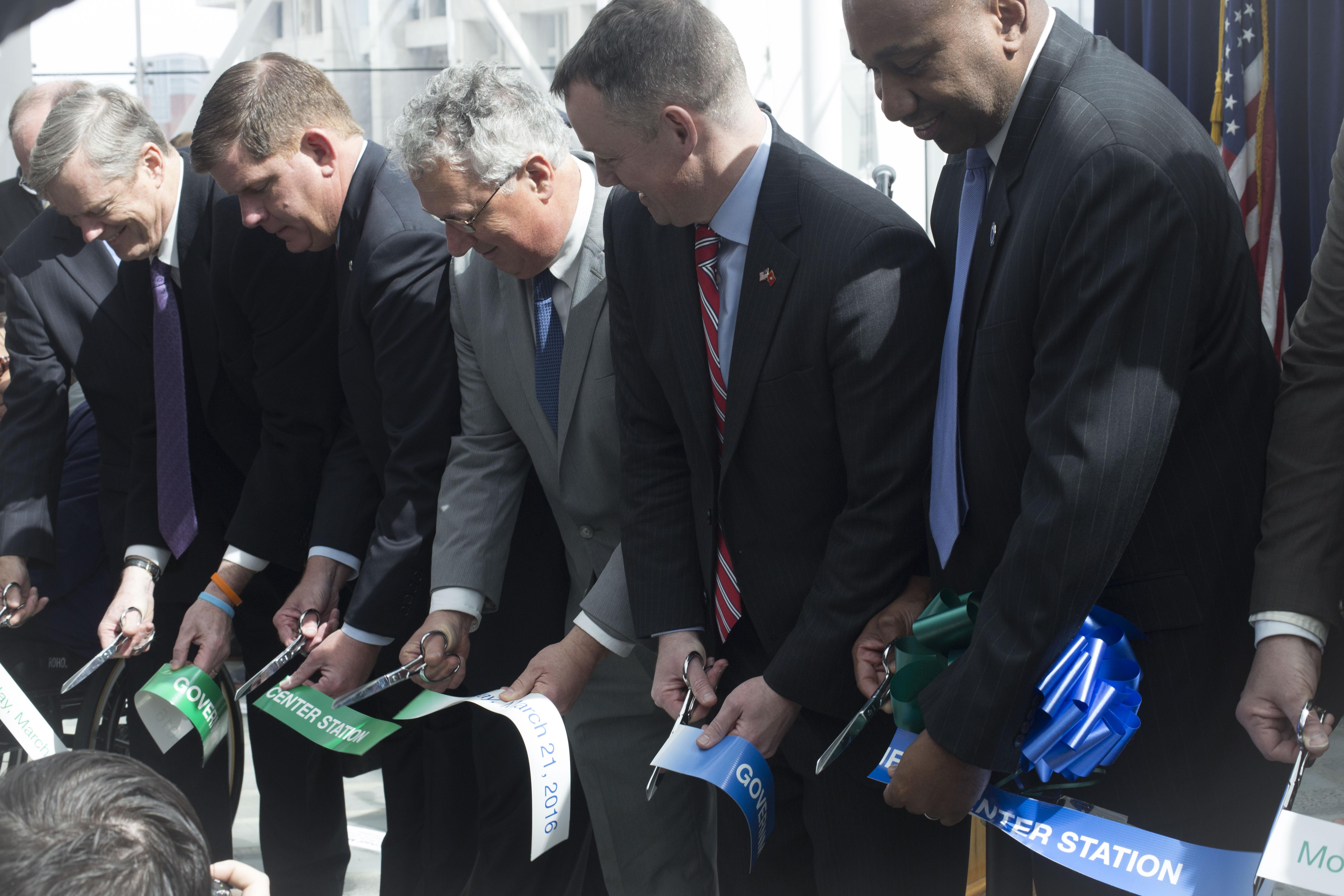 Renovated Govt  Center MBTA Station Re-Opens – Boston