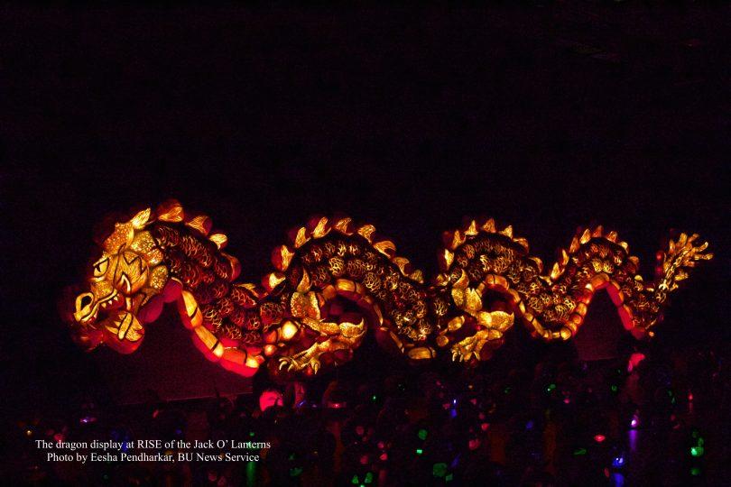 Rise Of The Jack O Lanterns Debuts In Boston Boston University
