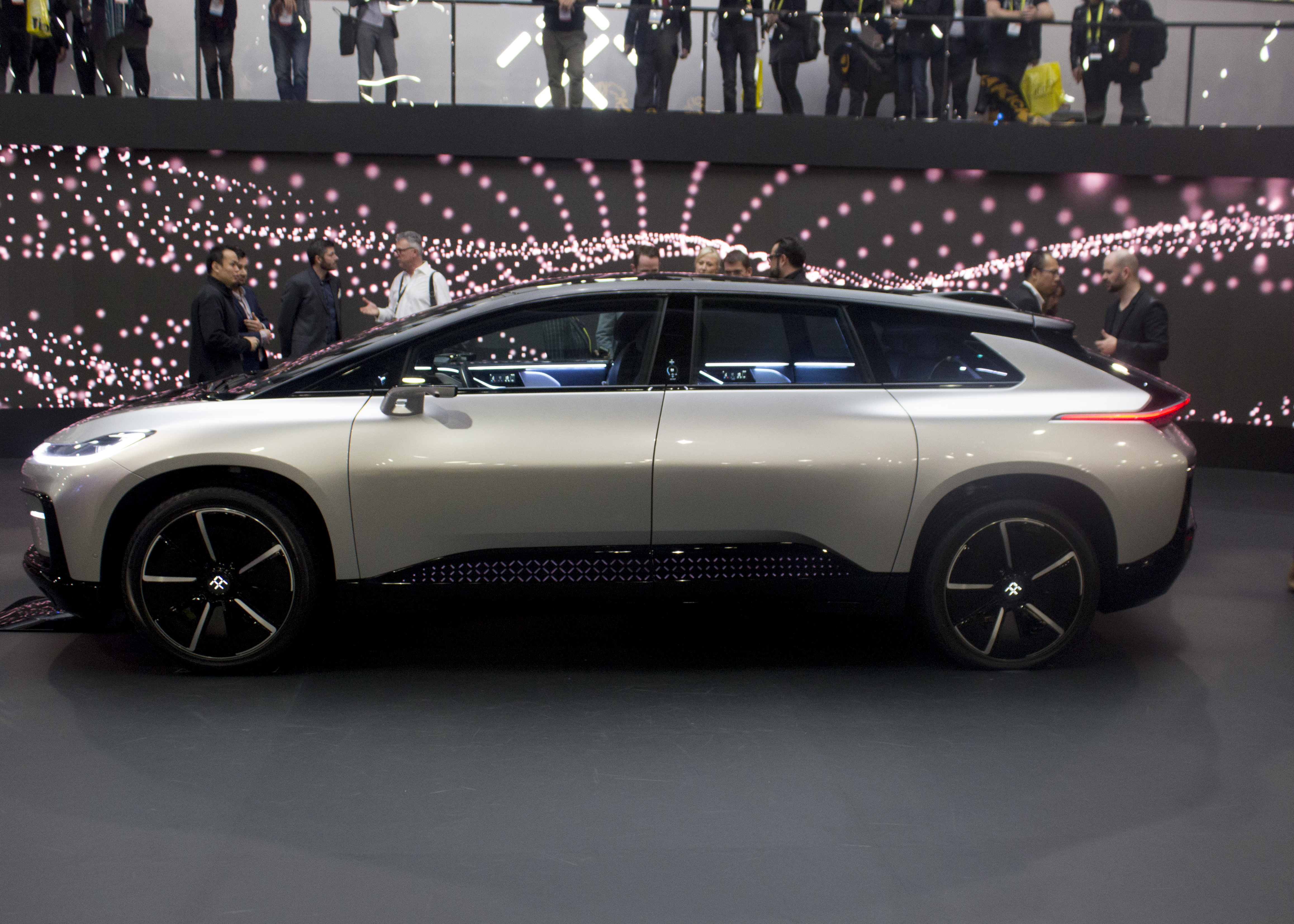 Faraday Future High Price Tag Pending Questions