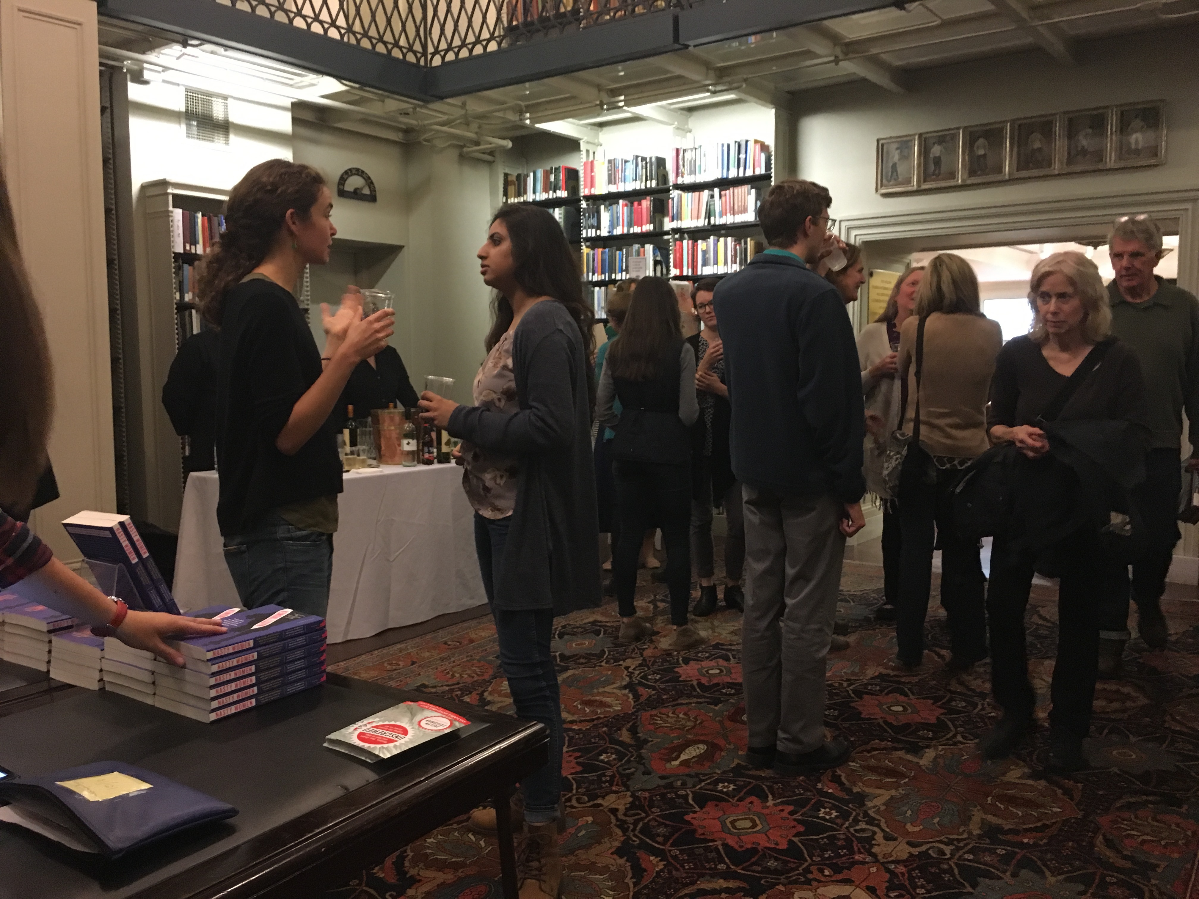 Nasty Women Editors Talk Feminism In The Age Of Trump  Boston University News -5605